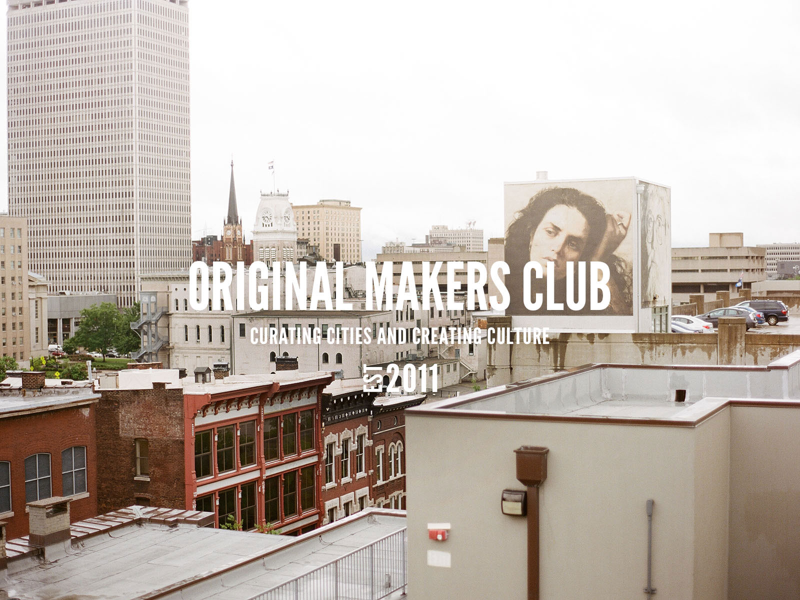Enter the Original Makers Club